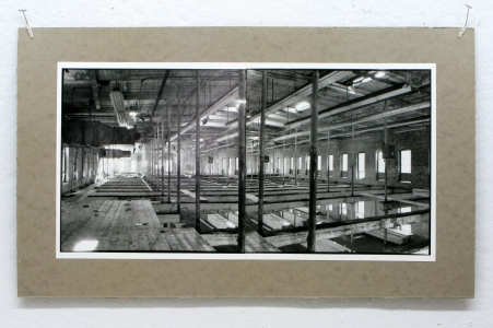 Maria Levitsky  Montages and Recombinations Silver Gelatin Print mounted to binder's board (archival)
