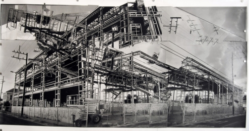 Maria Levitsky  Photo-based Assemblages silver gelatin prints