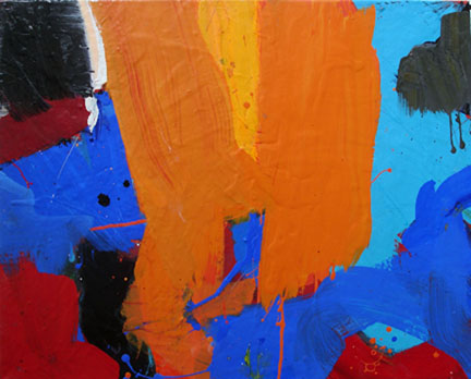 Marianne Gagnier Paintings 2011-2012 acrylic on canvas