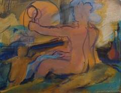 Marianne Gagnier Paintings Archive oil on canvas