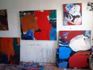 Marianne Gagnier Paintings 2010