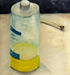 Still life oil on masonite