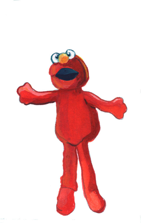 ICONOGRAPHICS PROJECT Elmo
