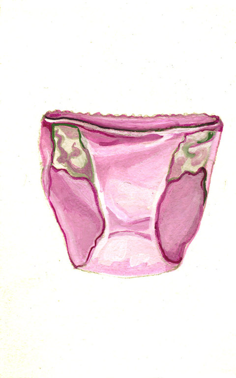 ICONOGRAPHICS PROJECT Pink Panties