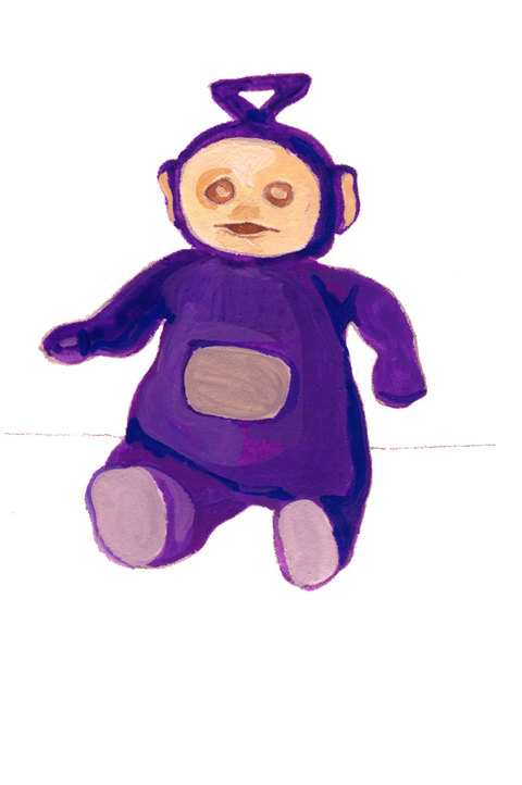 ICONOGRAPHICS PROJECT Tinky Winky