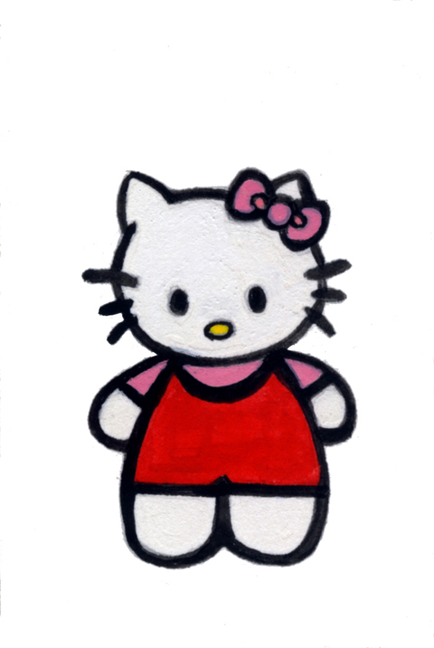 ICONOGRAPHICS PROJECT Hello Kitty