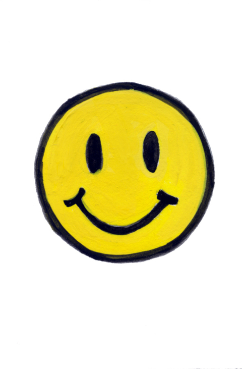 ICONOGRAPHICS PROJECT Smiley Face