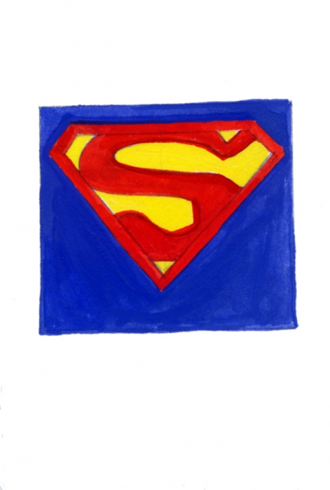 ICONOGRAPHICS PROJECT Superman
