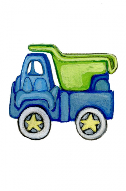 ICONOGRAPHICS PROJECT Toy Truck