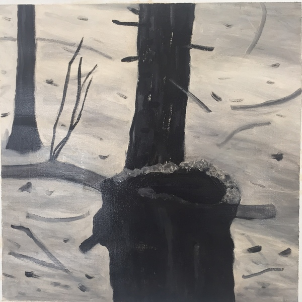 Grisaille Stumps  Stump VII