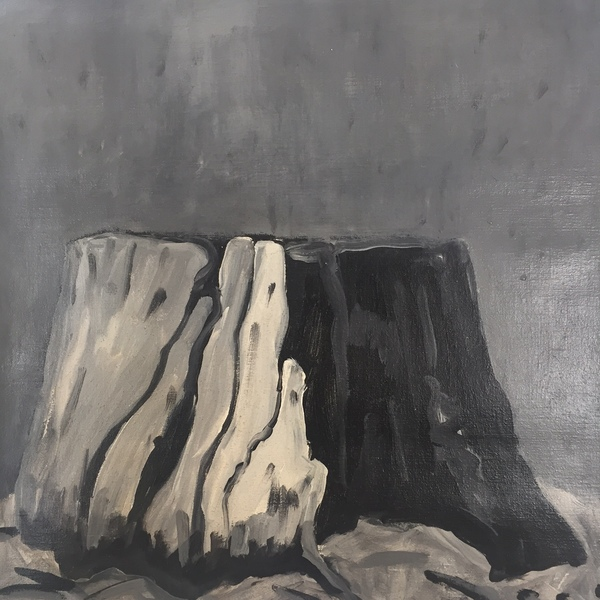Grisaille Stumps  Stump III