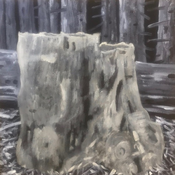 Grisaille Stumps I-XV Stump XIII