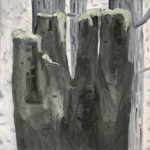 Grisaille Stumps I-XV Stump XIV