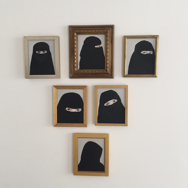 Installations Despot Wives