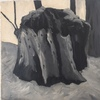 Grisaille Stumps I-XV acrylic, oil on canvas