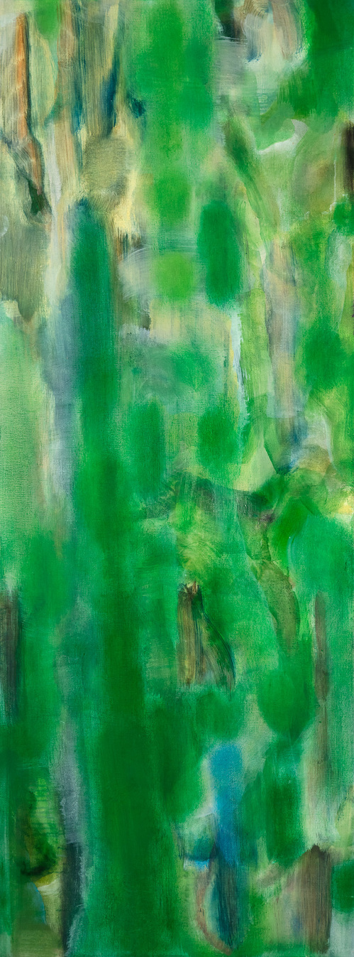 2016-current Untitled (green)