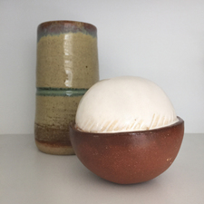 Marion Engelbach PODS Burnished & Glazed Clay