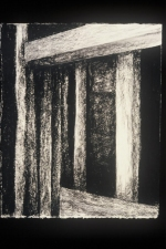 Marjorie S. Forté Shadow's Breath charcoal