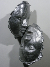 Mark Anderson Sculpture Gallery 2 Aluminum