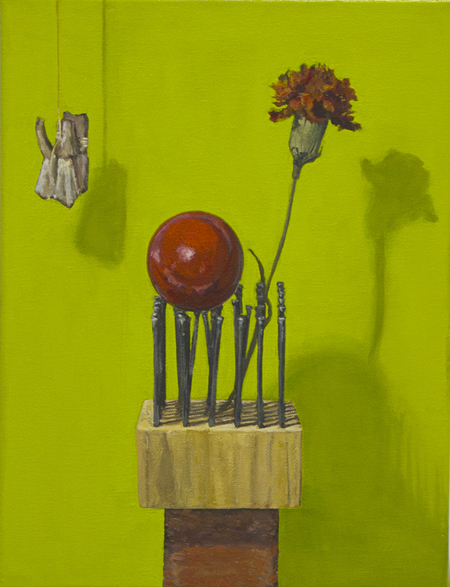 Mark Stemwedel The Object Paintings Oil on canvas