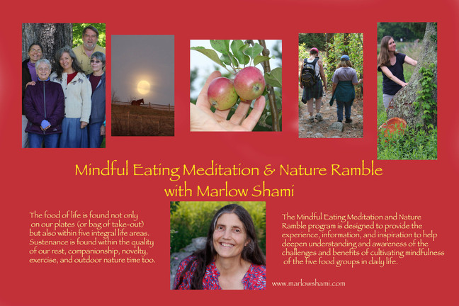 The Nature of Mindful Eating & Living