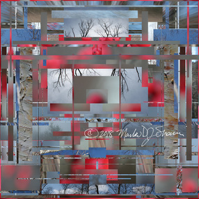 Marlow D.J. Shami Abstract Work Photographic Digital Composite