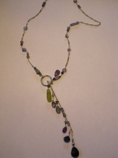 Marnie Hillsley & Simon Draper Jewelry 18 Inches total length