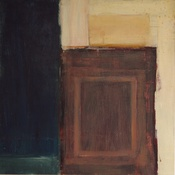 Marsha Goldberg Paintings 1994-2000 casein on wood