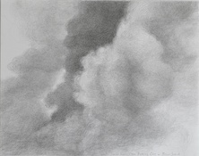 Marsha Goldberg Smoke Rises...: graphite drawings  2011-2014 graphite on paper