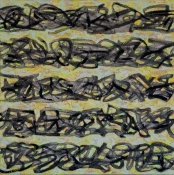 Marsha Goldberg Paintings 2007-2011 oil and graphite on canvas