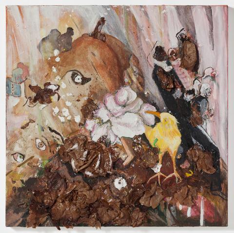 Paintings 2015-Present Chicken Little