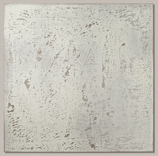 martin kline Painting Encaustic on linen