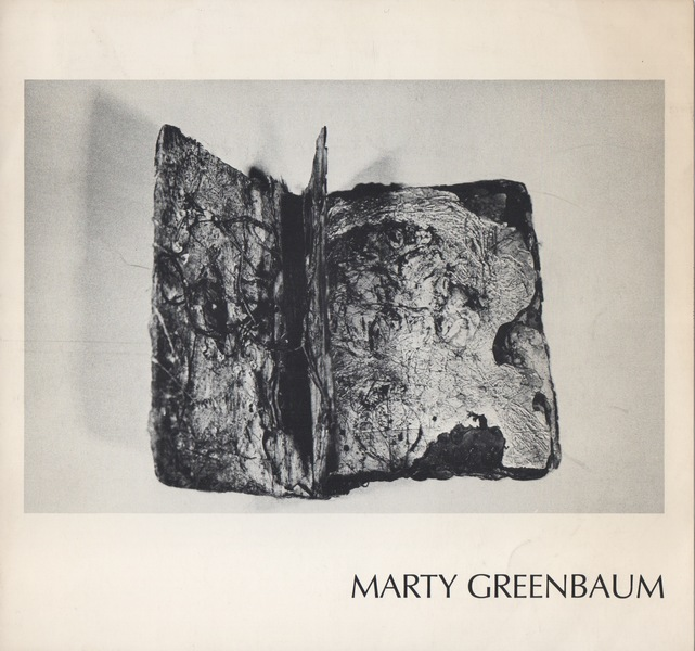 Marty Greenbaum Selected Reviews & Commentary The Picker Art Gallery