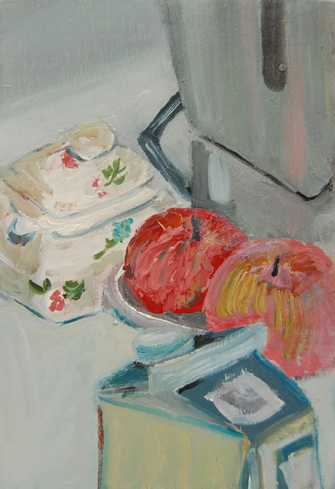 The Kitchen Paintings 45. Apples