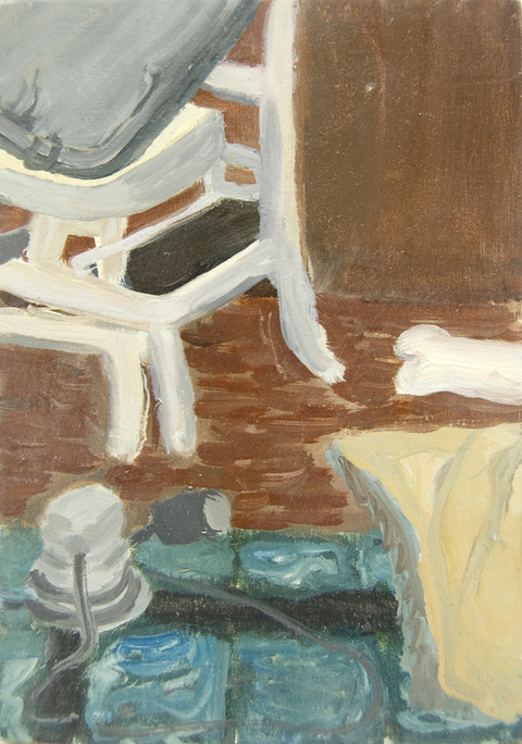 The Kitchen Paintings 41. Sander