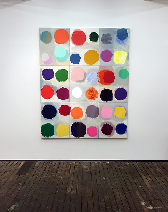 B-SIDE | Galeria, University Center, Michigan | 2015 ZÜRCHER SALON, ZÜRCHER GALLERY, NYC