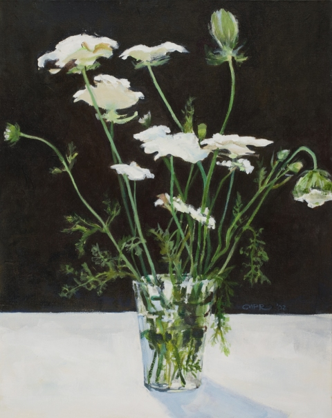 Paintings     Queen Anne's Lace - not for sale