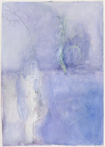 Mary Scurlock Drawings 2014-2015 Mixed Media on Paper