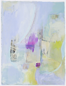 Mary Scurlock Dearest Margaret - Quirk Gallery Mixed Media on Paper