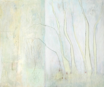 Mary Scurlock  Paintings 2009-2010 oil, graphite and oil on panel