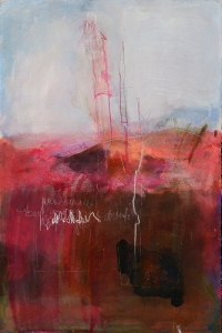 Mary Scurlock Drawings 2012 Mixed Media on Paper
