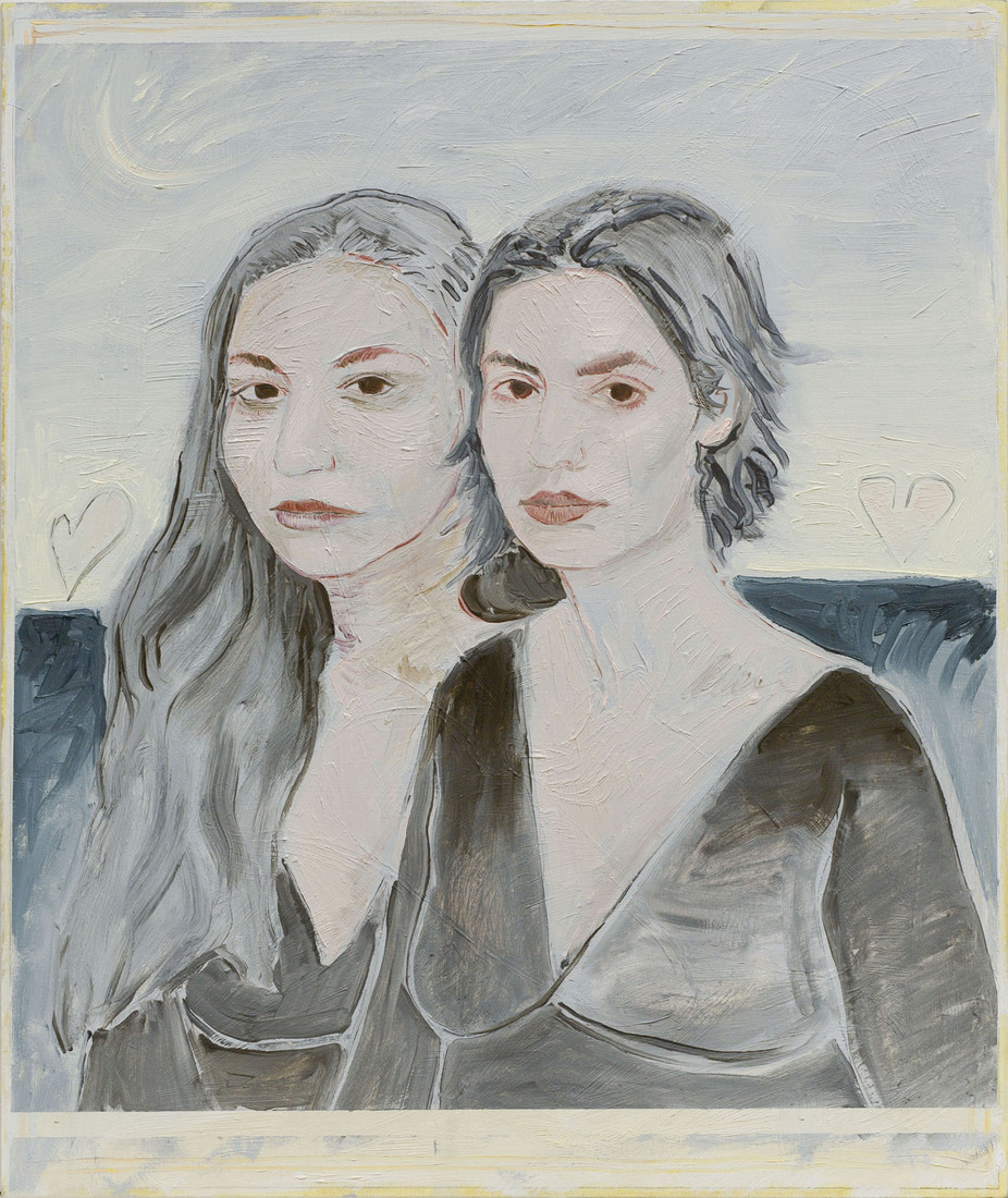 Paintings Alexis Avedisian and Anna Khachiyan