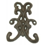 MAXWELL'S 9.13.34 Cast Iron Hooks, Hardware & Brass 1 available