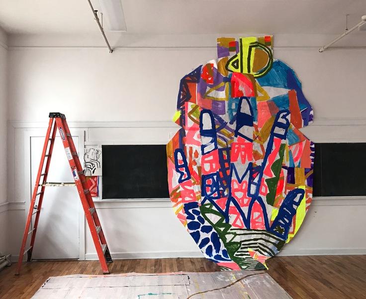 Meghan Brady : Paintings + Prints