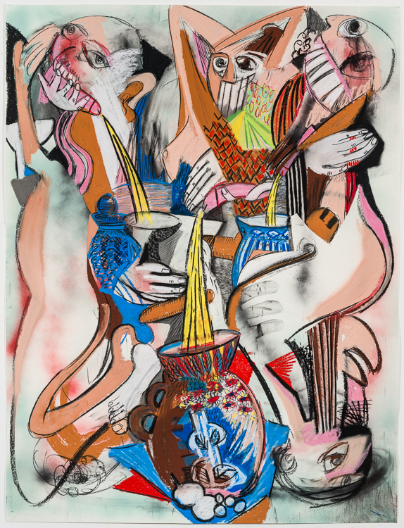 Carousel (2018) Three Pots