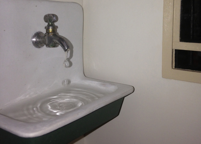 Room with Sink