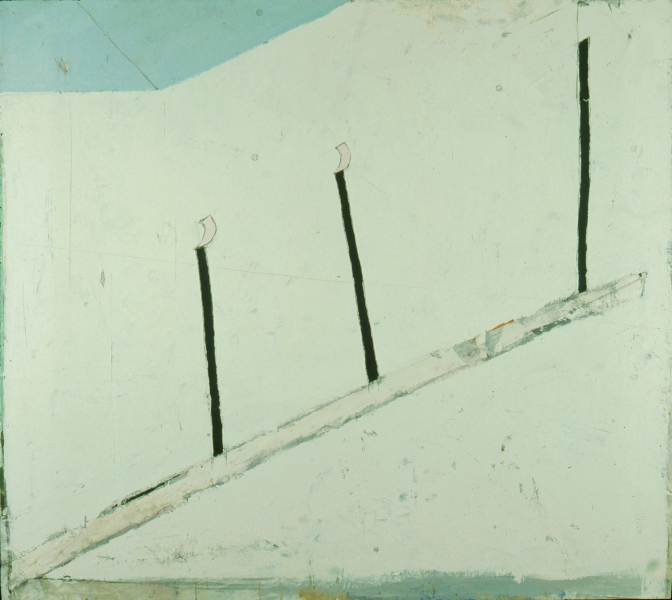 Paintings 1985 to 1999 Escalator