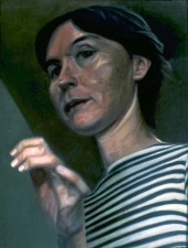 Mernet Larsen Before 1985 Oil on canvas