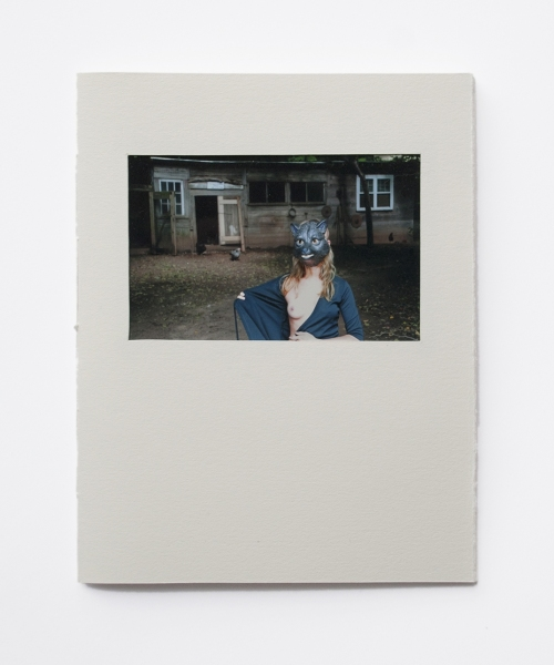 MIA BERG Artist Book Edition of 100