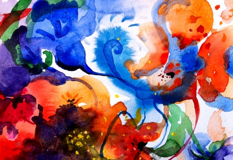 Miae Cho 'Four Season' L'aquarelle